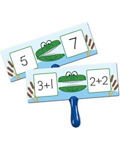 GREATER GATOR ANSWER BOARDS (SET OF 4)