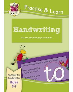 Practise & Learn: Handwriting for Ages 5-7