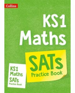 KS1 Maths SATs Practice Workbook : For the 2021 Tests