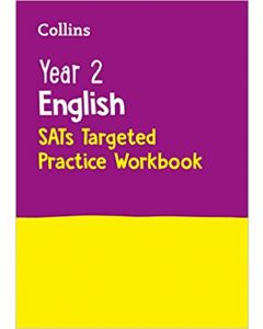 Year 2 English KS1 SATs Targeted Practice Workbook : For the 2021 Tests