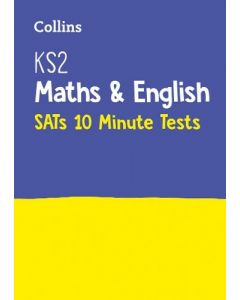 KS1 Maths and English SATs 10-Minute Tests : For the 2021 Tests