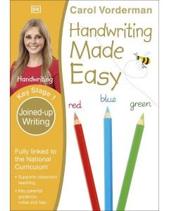 Handwriting Made Easy Ages 5-7 Key Stage 1 Joined-up Writing - Made Easy Workbooks (Paperback)