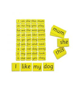 First 45 Words' Card Set (Child's)