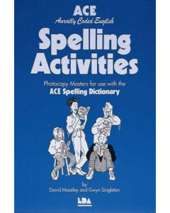 ACE Spelling Activities (Photocopy Masters)