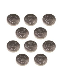 Spare Batteries AG10 - Pk of 10