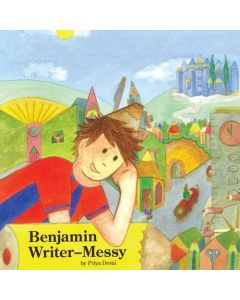 Benjamin Writer-Messy Handwriting Book