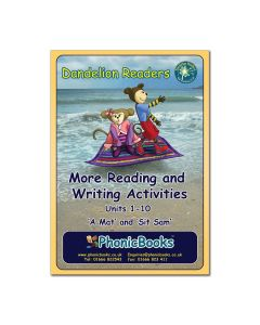 Dandelion Readers, Set 2 & 3 Units 1-10 Reading & Writing Activities