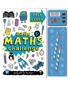 Help With Homework: 5+ Daily Maths Challenge