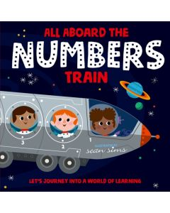 All Aboard the Numbers Train