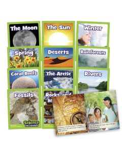 Science Decodables Phase 4 Non-Fiction