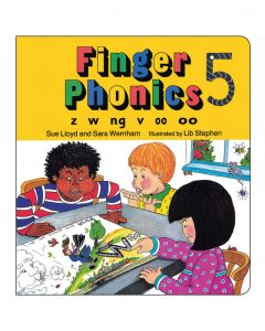 Finger Phonics Book 5