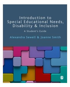 Introduction to Special Educational Needs, Disability and Inclusion : A Student's Guide