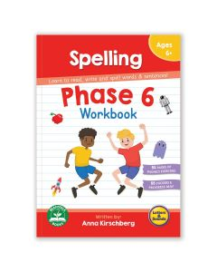Phase 6 Spelling Workbook