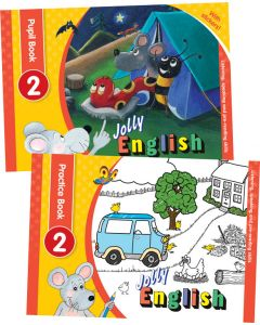 Jolly English Level 2 Pupil Set