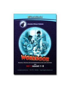 Moon Dogs Series, Set 1 Workbook