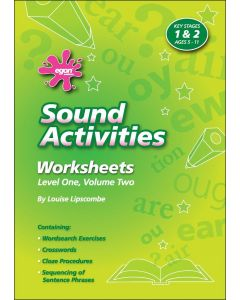 Sound Activities - Worksheets Level Two, Volume Two