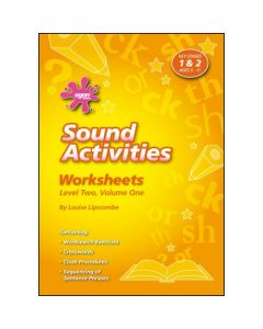 Sound Activities - Worksheets Level Two, Volume One