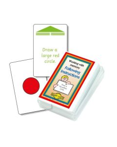 Following Instructions Chute Cards