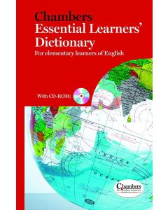 Chambers Essential Learners Dictionary (including CD)