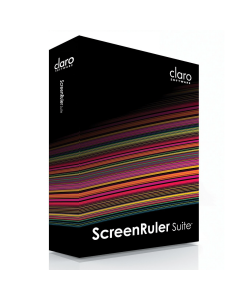 ClaroView and ScreenRuler Suite (Download)