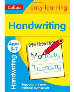Collins Easy Learning Handwriting Ages 5-7