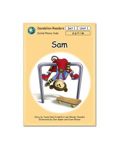 Dandelion Readers Set 1 Units 1-10 'Sam'