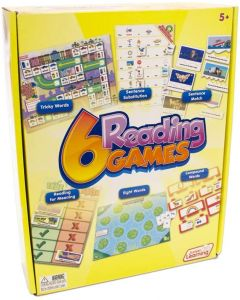 6 Reading Games