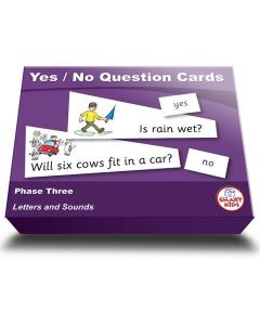 Yes/No Question Cards Phase 3