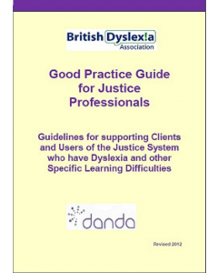 Good practice guide for justice professionals