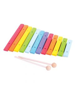 Snazzy Xylophone -BigJigs