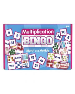 Bingo: Multiplication Facts