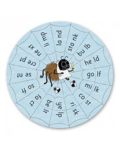 Jolly Phonics Blend Wheel (Pack of 5)