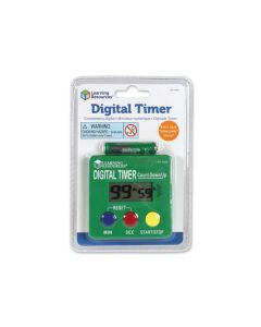 Learning Resources - Digital Timer