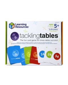 Learning Resources - tacklingtables™ Student Set