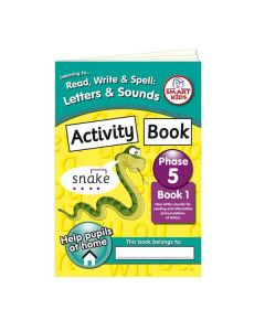 Letters and Sounds Phase 5 Activity Book
