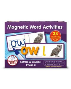 Magnetic Word Activities Phase 3