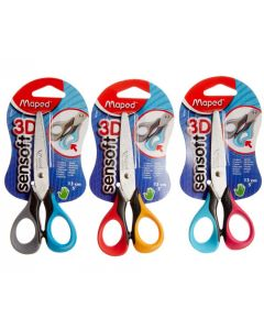 Maped Sensoft 3D Scissors Right Handed 13cm