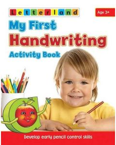 My First Handwriting Activity Book: Develop Early Pencil Control Skills (My First Activity Books)
