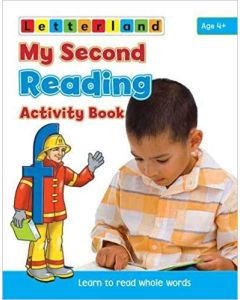 My Second Reading Activity Book