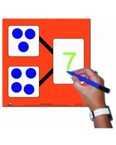 Number Bond Card - 2 Parts/Whole