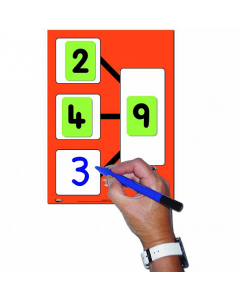 Number Bond Card - 3 Parts/Whole