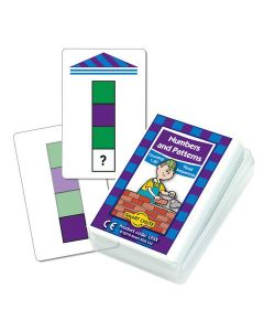 Numbers & Patterns Chute Cards