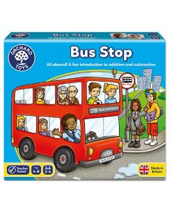 Bus Stop Board Game