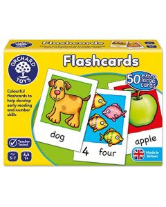 Flashcards - Orchard Toys
