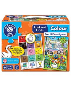 Look and Find..Colour Jigsaw