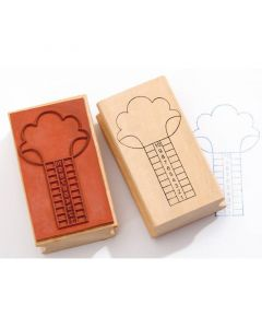 Partitioning Tree Stamp