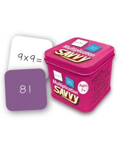 Savvy Maths Games - Multiplication