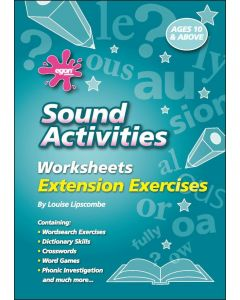 Sound Activites - Worksheets Extension Exercises