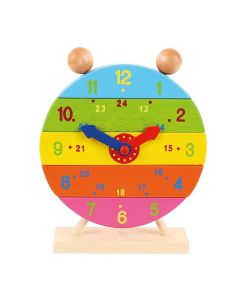 Stacking Clock