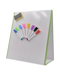 Tabletop Magnetic Dry Erase Whiteboard Easel